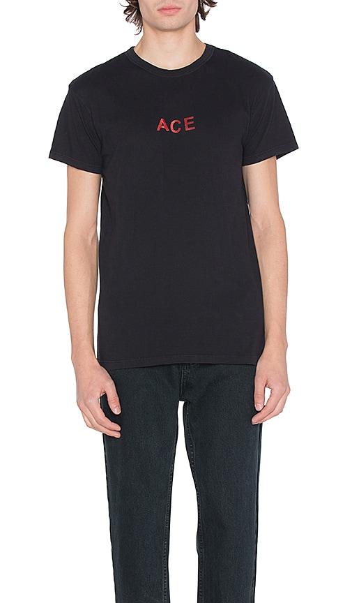ROLLA'S x Revolve Ace Tee in Black