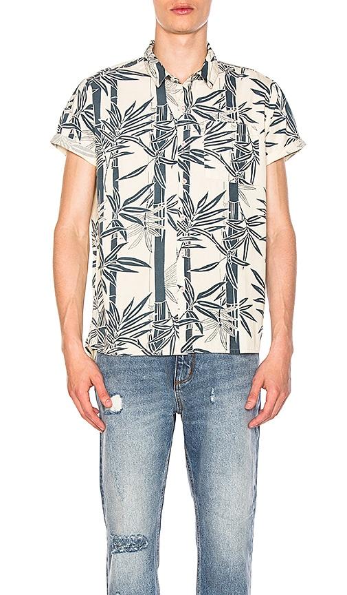 ROLLA'S Khe Sanh Shirt in Cream