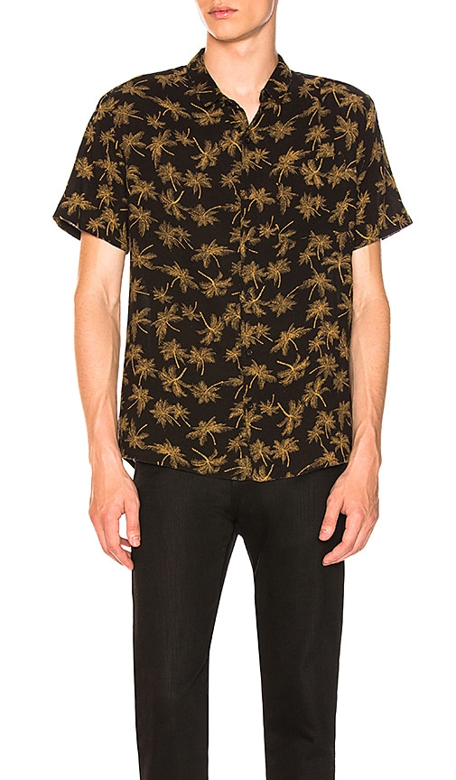 ROLLA'S Bon Shirt in Black