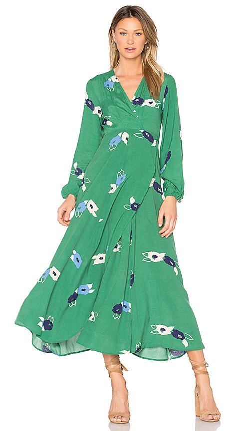 ROLLA'S Lily Dress in Green