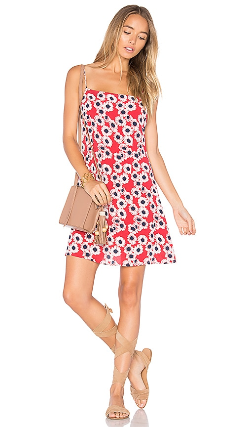 ROLLA'S Bridget Dress in Red