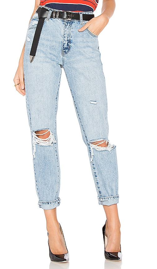 ROLLA'S Miller Skinny Jean in Ripped Up Blues
