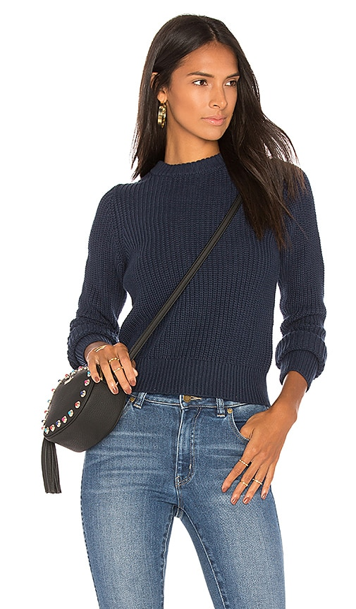 ROLLA'S Sailor Sweater in Black