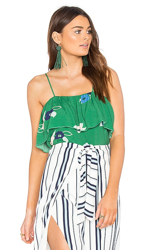 ROLLA'S Lily Cami in Green