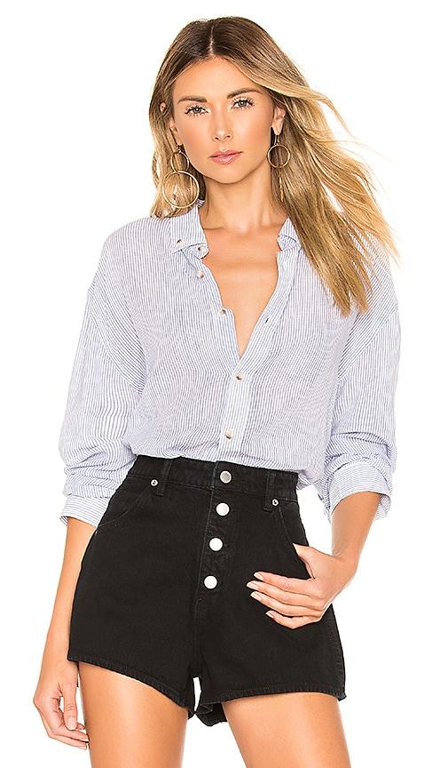 Slouch Stripe Shirt