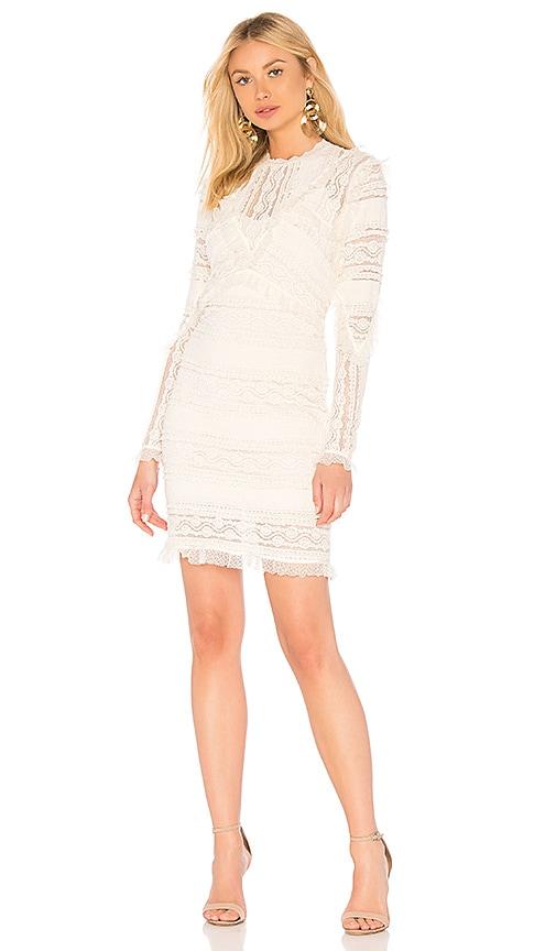 Ronny Kobo Sunny Dress in White