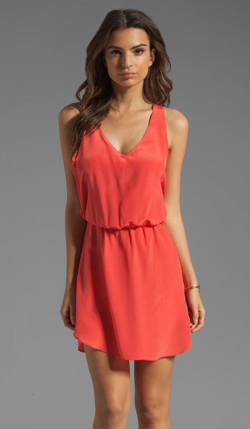 Cantina Open Back Dress