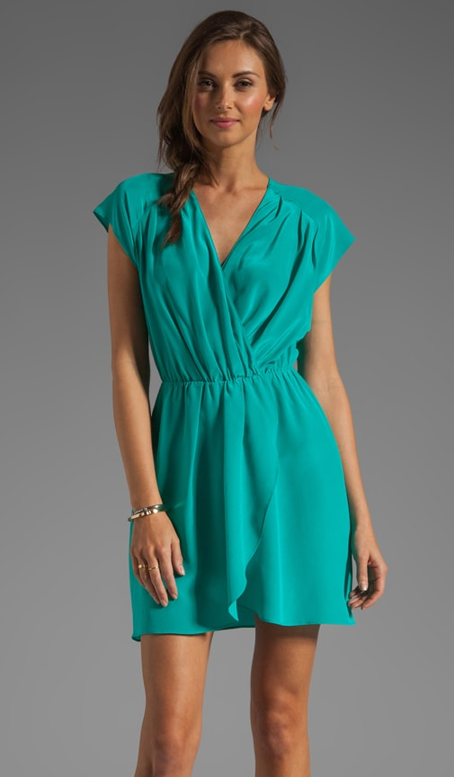 Spencer Wrap Dress