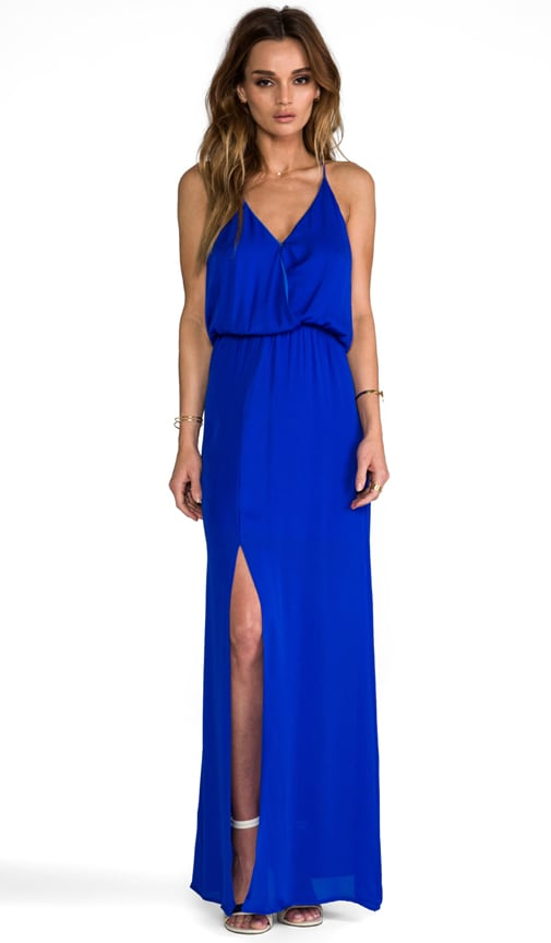 Hess Wrap Gown