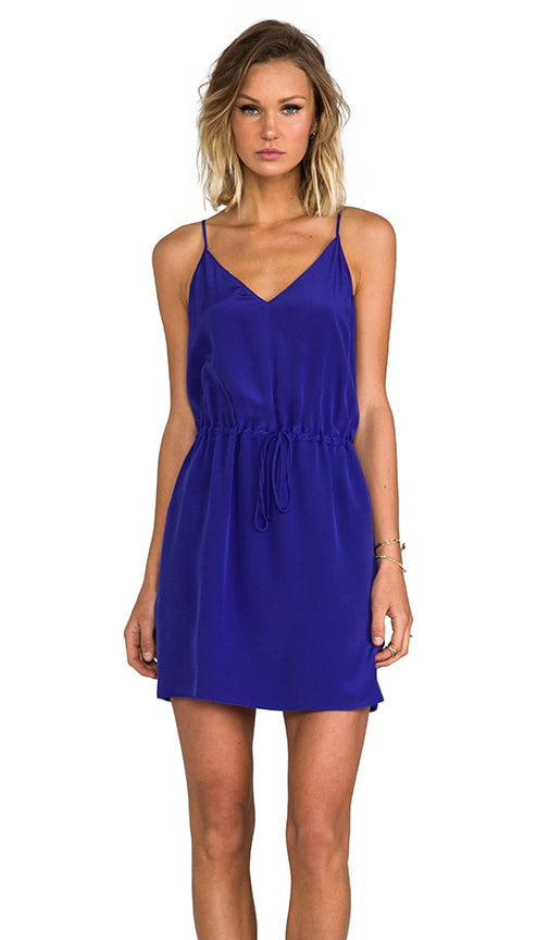 Skip Cross Back Dress