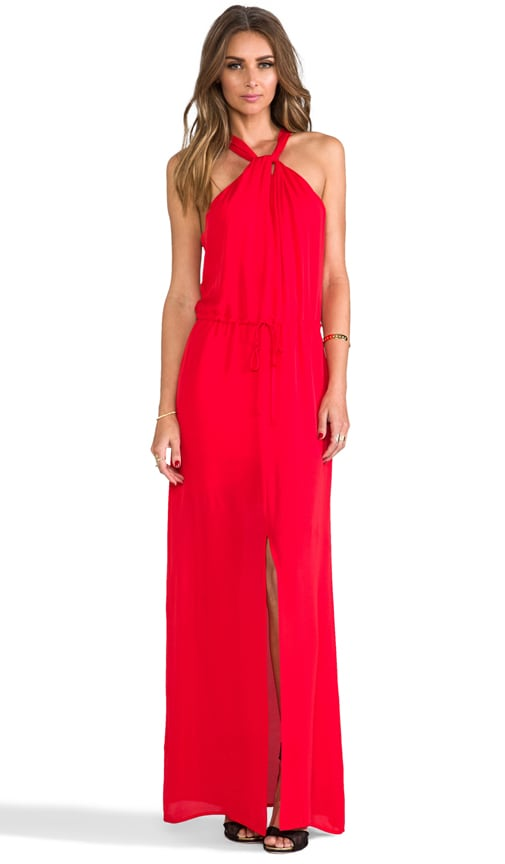Fula Knot Front Dress