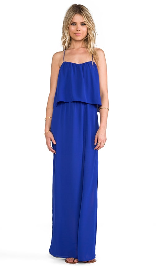 Tania Cross Back Maxi Dress