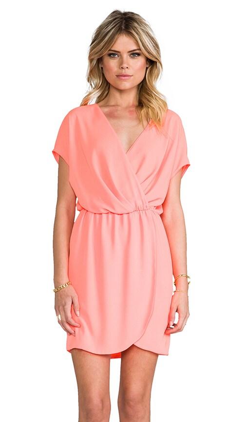 Apopa Overlap Dress