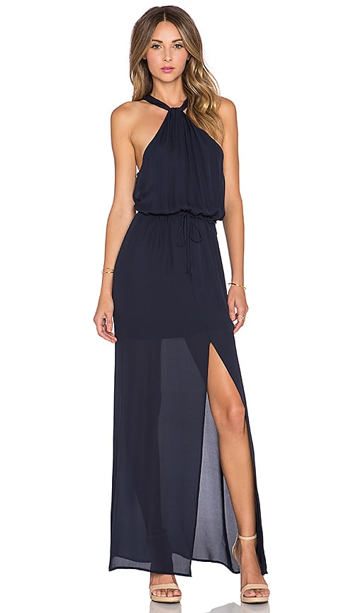 Rory Beca MAID by Yifat Oren Fula Gown in Deep Blue