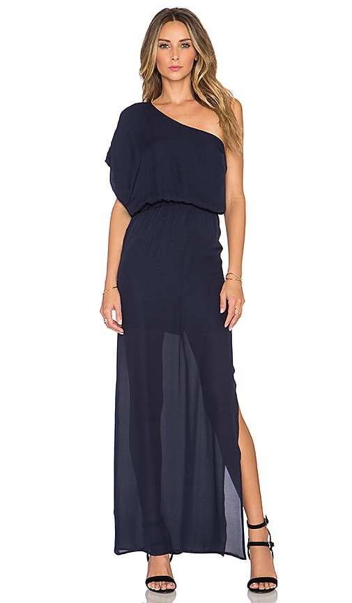 Rory Beca MAID by Yifat Oren Emma Gown in Deep Blue
