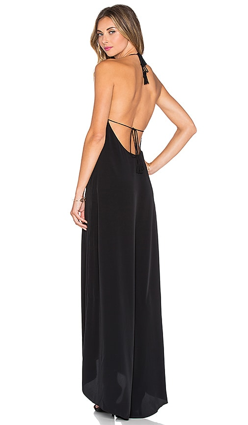 Rory Beca Nelli Maxi Dress in Onyx