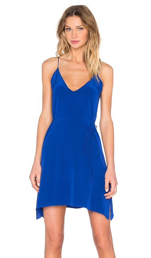Rory Beca Baldaquin Dress in Blue