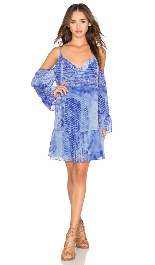 Rory Beca Whim Dress in Blue