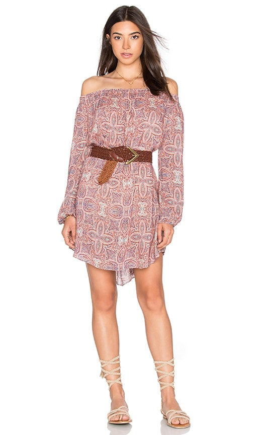 Rory Beca Badi Dress in Mauve