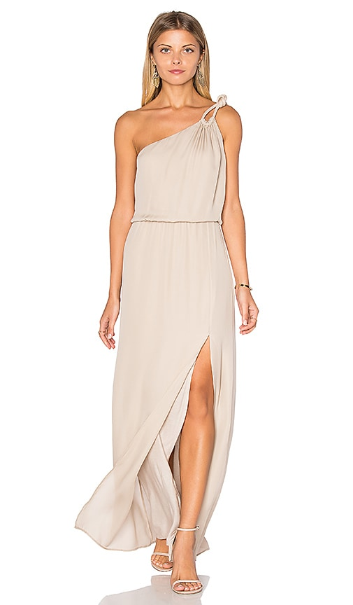 Rory Beca MAID by Rory Beca Charleston Gown in Nude | REVOLVE