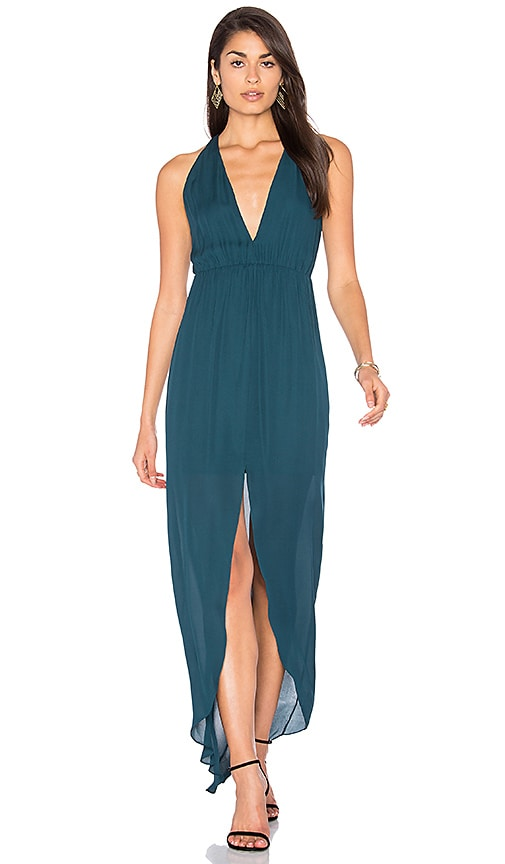 Rory Beca MAID Hampton Gown in Teal
