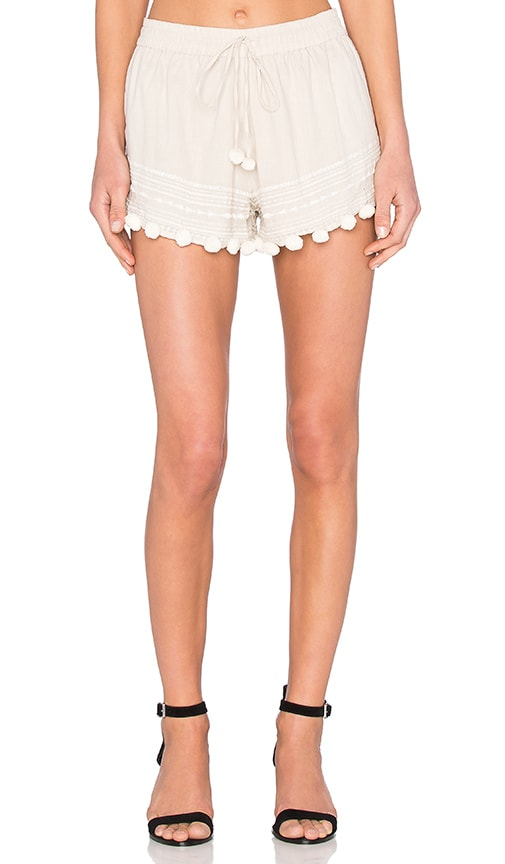 Rory Beca Niroupa Short in Beige