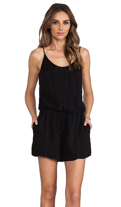 Crowd Romper