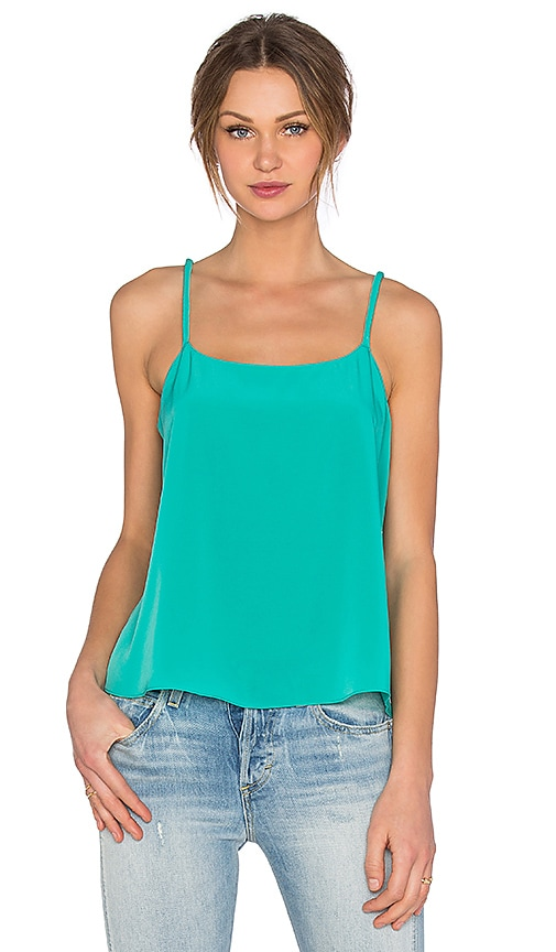 Rory Beca Vandra Tank in Green