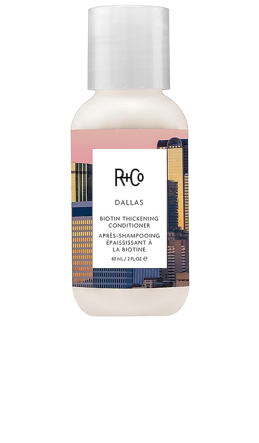Travel Dallas Thickening Conditioner