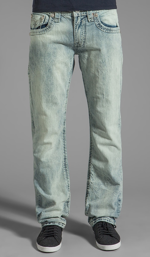 Rocky Straight Leg