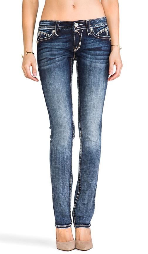 Amber Straight Leg