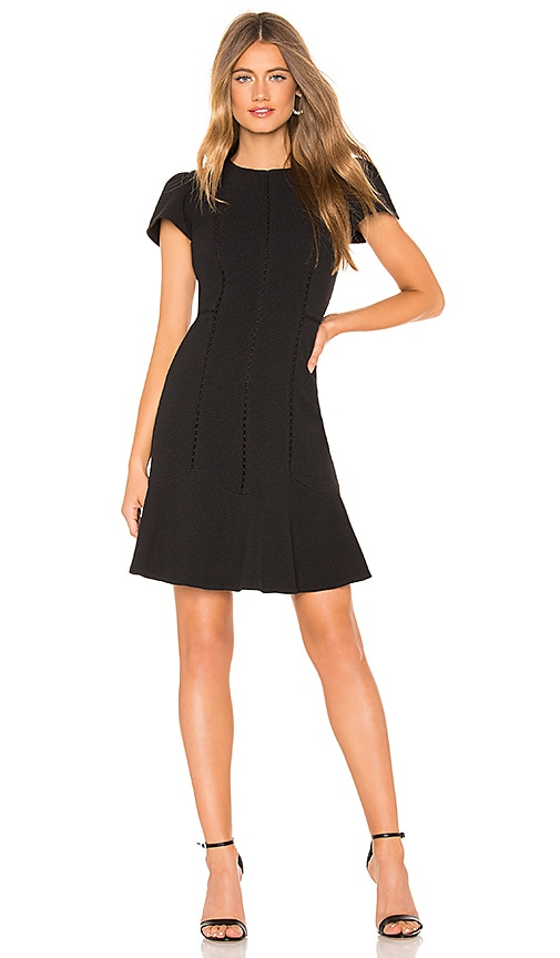 Stretch Texture Mini Dress