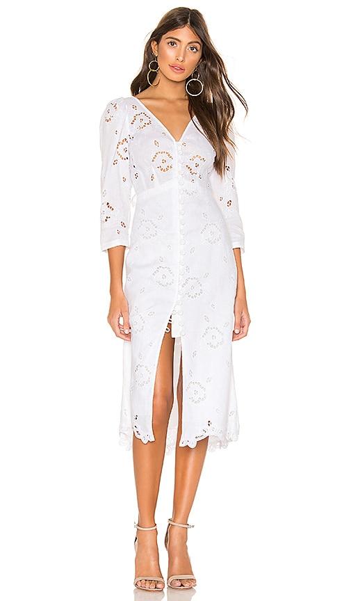 Terri Embroidered Dress