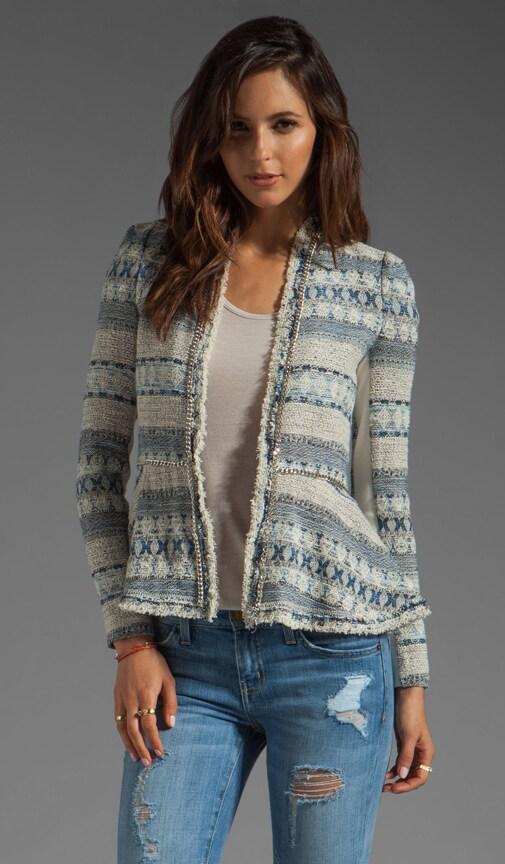 Tweed & Chain Jacket