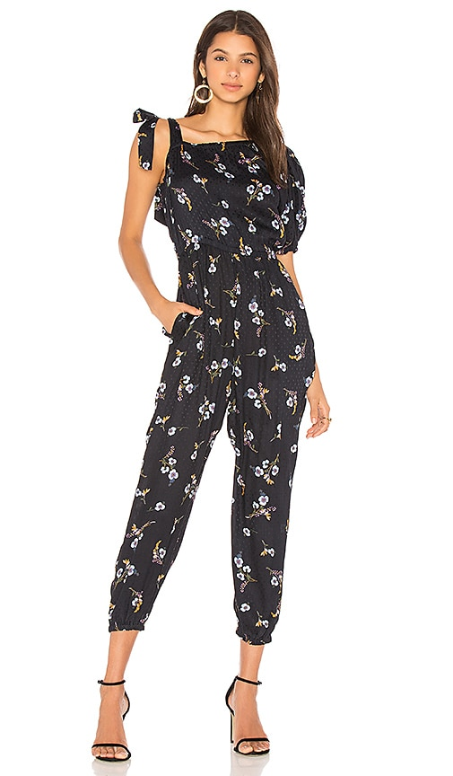 20d68052e7 Natalie Floral Jumpsuit. Natalie Floral Jumpsuit. Rebecca Taylor