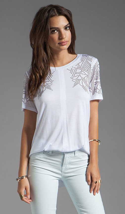 Studded T