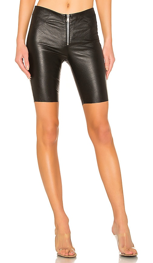 Mona Leather Short