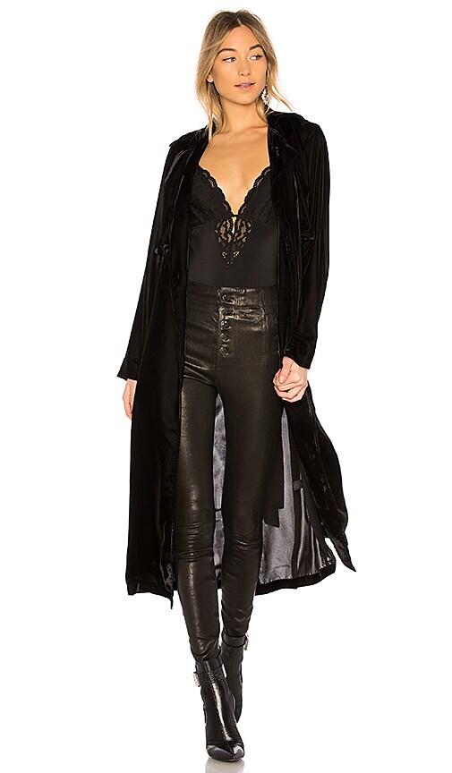 RtA Karina Coat in Black