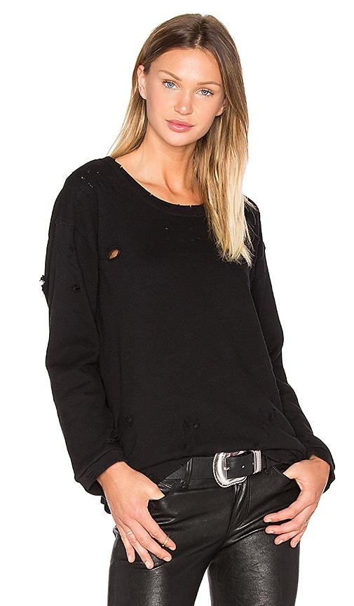RtA Beal Sweatshirt in Black