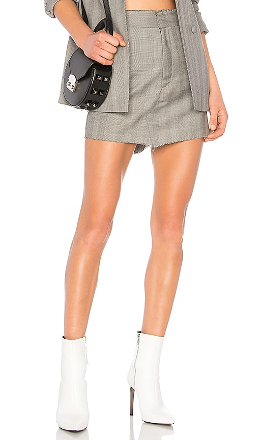 RtA Callie Skirt in Gray