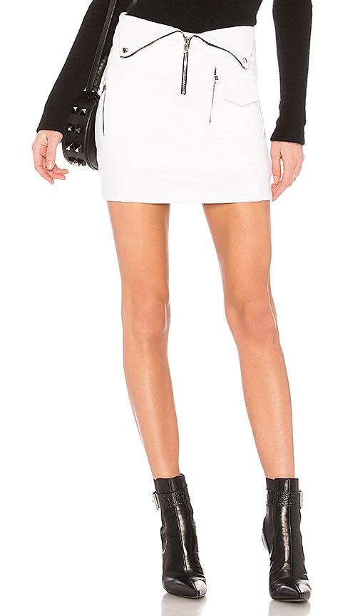 RtA Gisele Skirt in White