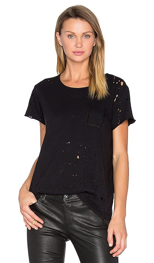 RtA Isabelle Tee in Black