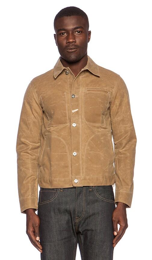 Rogue Territory Ridgeline Supply Jacket in Tan