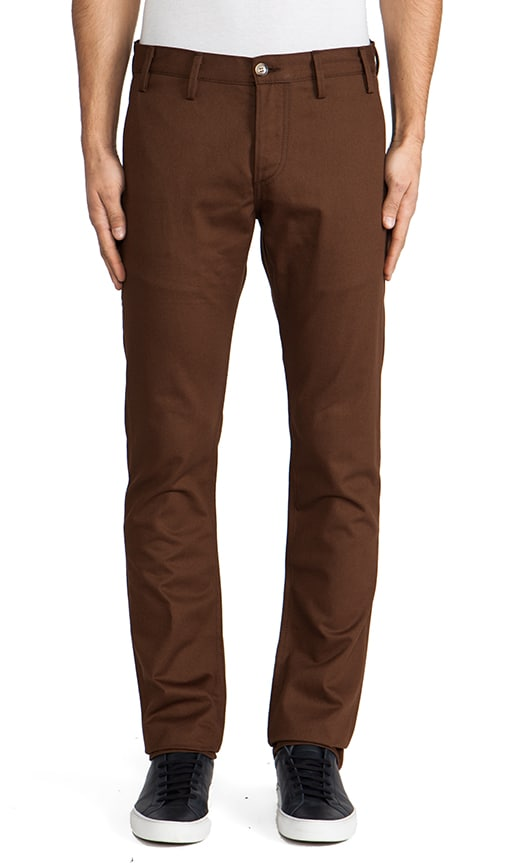 Officer Trouser 8oz Twill