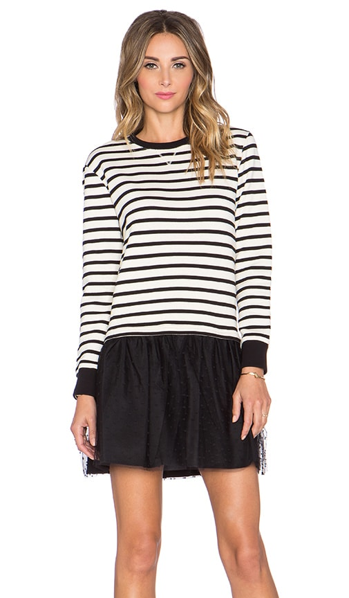 Striped Sweater Dress. Striped Sweater Dress. Red Valentino 9bfc22f0d