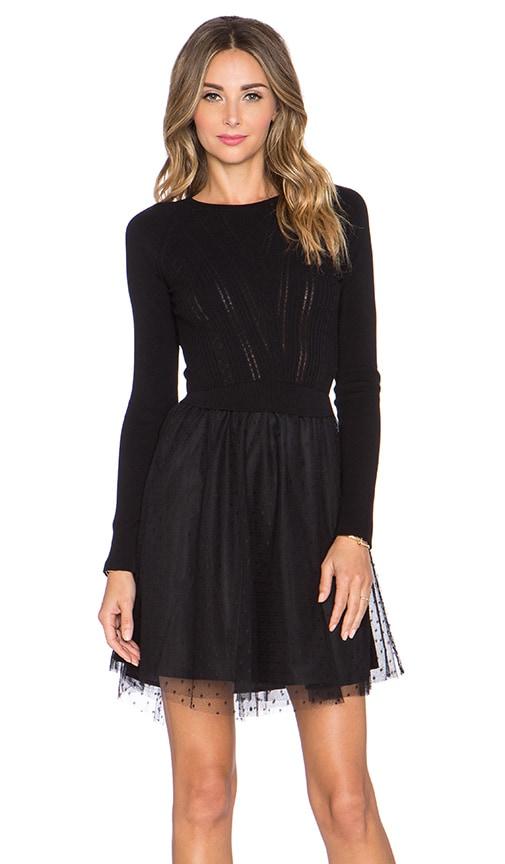 79e7985dda Tulle Skirt Sweater Dress. Tulle Skirt Sweater Dress. Red Valentino