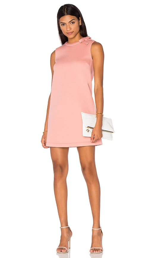 Red Valentino Shift Dress in Pink