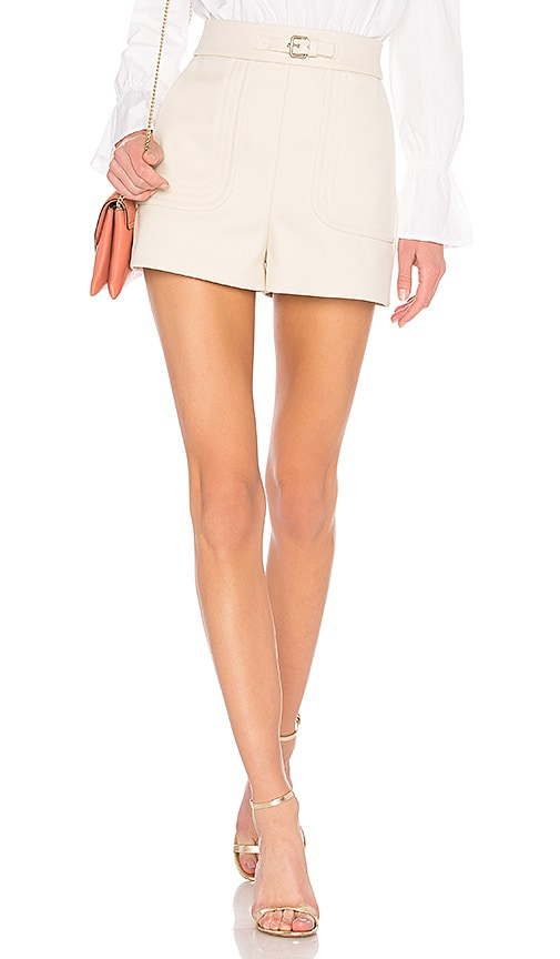Red Valentino Tailored Shorts in Cream