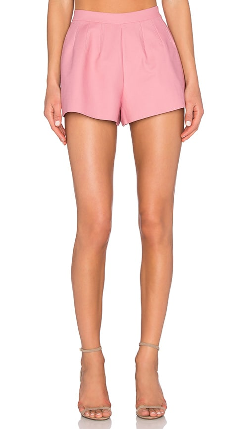 Red Valentino Shorts in Pink