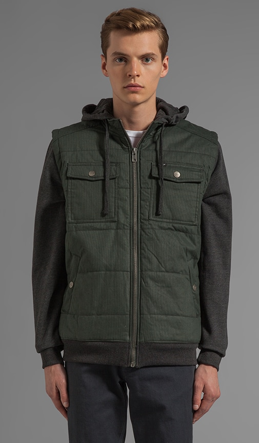 Puffer Bedford Jacket